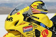 KF's Suzuki-supported Land Speed Record