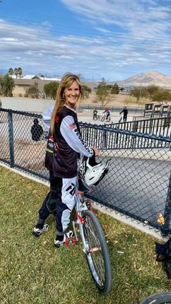 Donna Munoz BMX