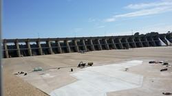 Garrison Dam, ND