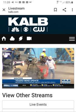 Toledo Bend KALB News