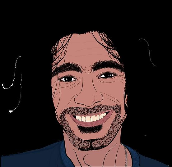 Carlos Ruiz - Graphic Designer
