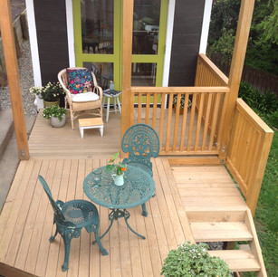 Our Deck