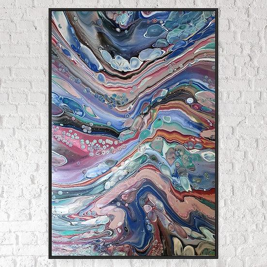 Earth Rich 91 x 62cm