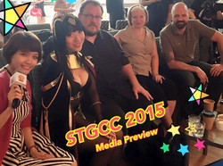 STGCC (Singapore Toy,Game, Comics Convention) 2015