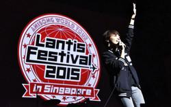 Lantis祭り2015 in Singapore