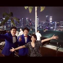 シンガポールを舞台とした「劇場版『名探偵コナン・群青の拳』」の公開記念特別番組(2019年放送)
