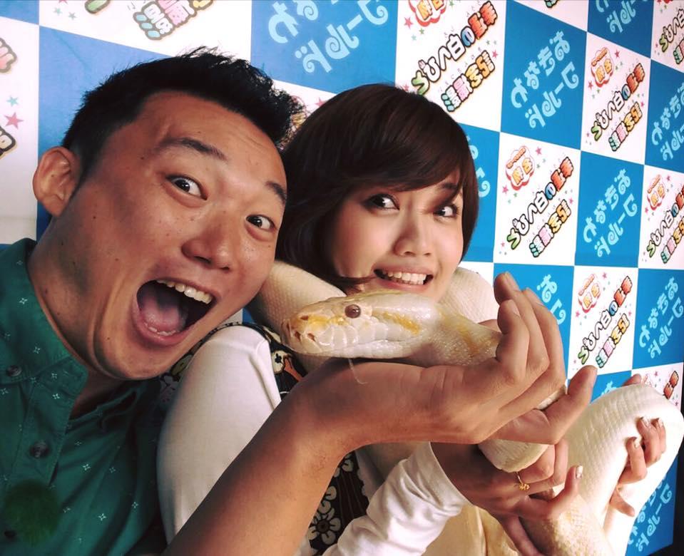 WAKUWAKU Japan 放送 旅番組『Okinawa Revitalizing Tour』(2016年放送)
