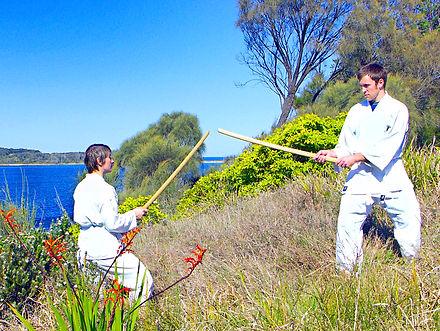 23. Sword practice on rough ground copy.