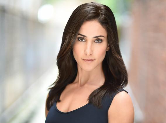 Courtney Sanello Headshot