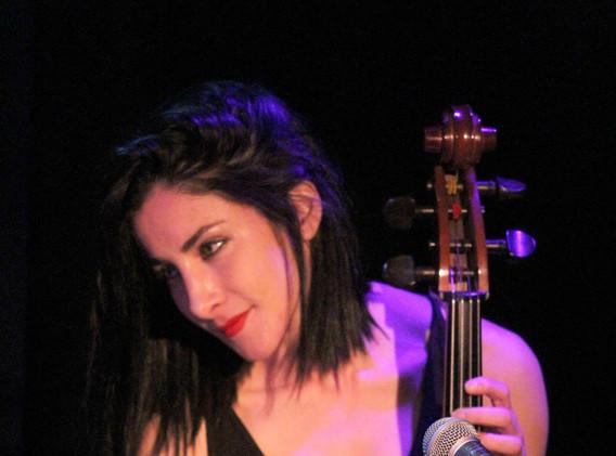 Courtney Sanello Cello Year of the Quart