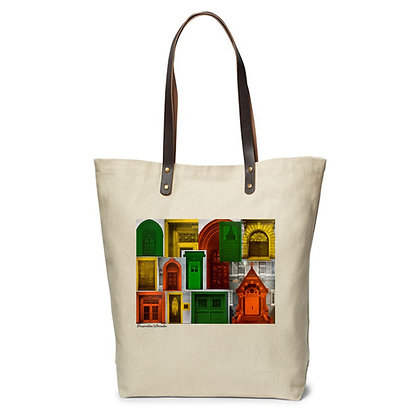 Limited Edition Door to Door Tote Bag