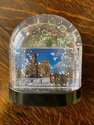 Bancroft Tower Snow Globe