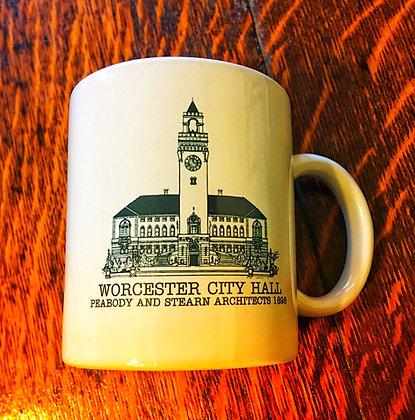 Worcester City Hall Mug