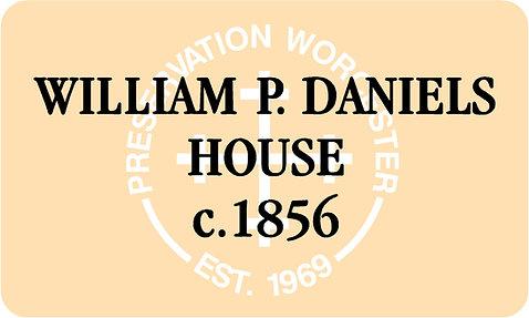 Historic Home Marker