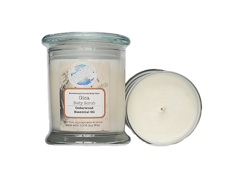 Giza Candle