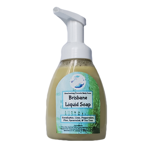Brisbane Liquid Soap