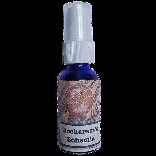 Bucharest's Bohemia Essential Oil Sprays