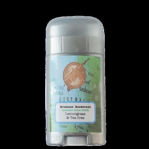 Brisbane Deodorant (Baking Soda Free)