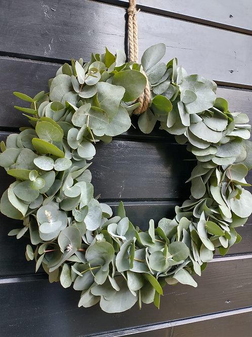 Eucalyptus Krans 40cm