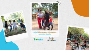 Aula 1 | Dança para crianças com Jackeline Mourão