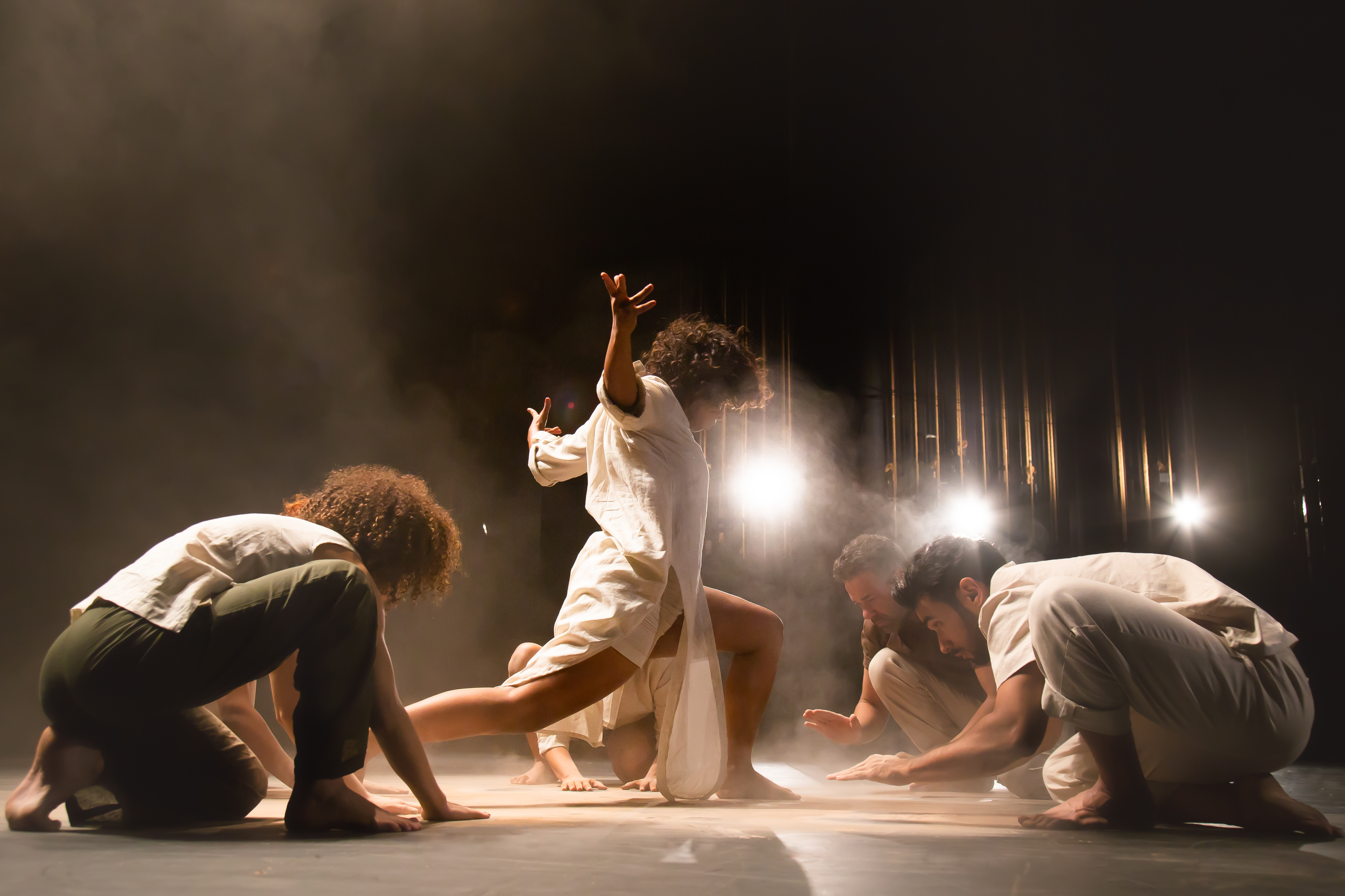 Espetáculo Poracê por Franciella Cavalheri
