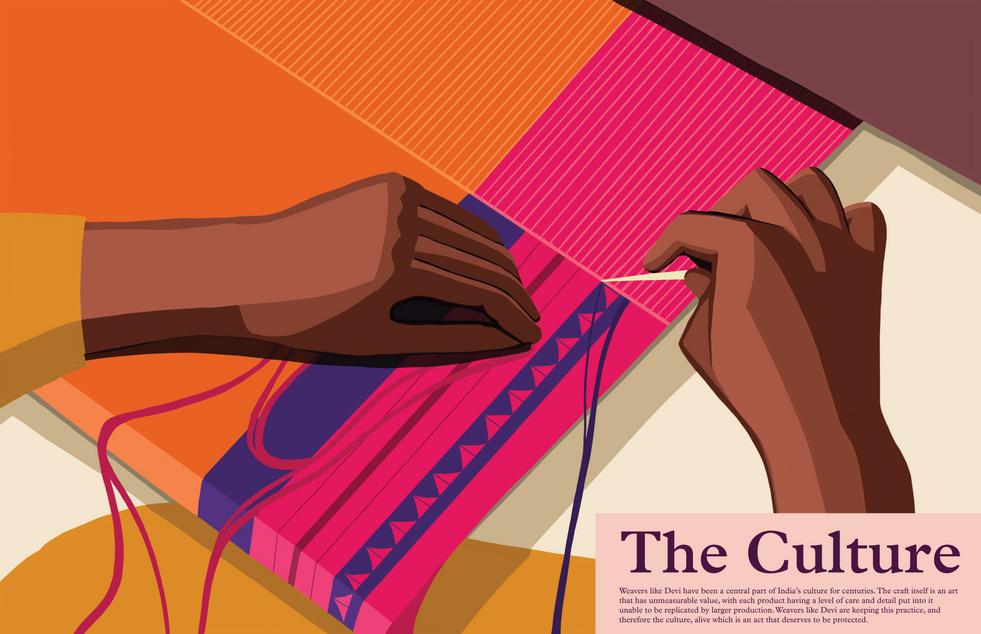 India's Handweavers