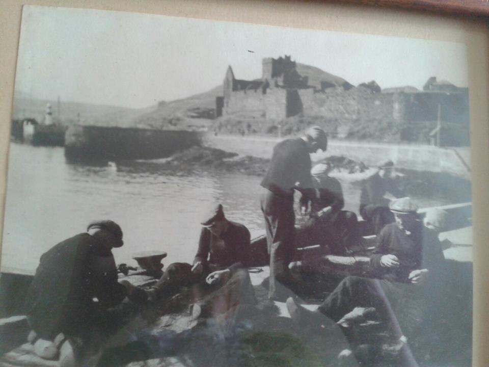 Essie in Peel 1936