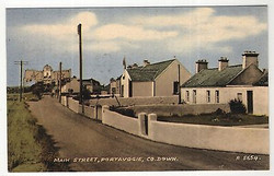 3 Main Rd after the farmhouse was split into 3. And the Orange hall and arch.jpg