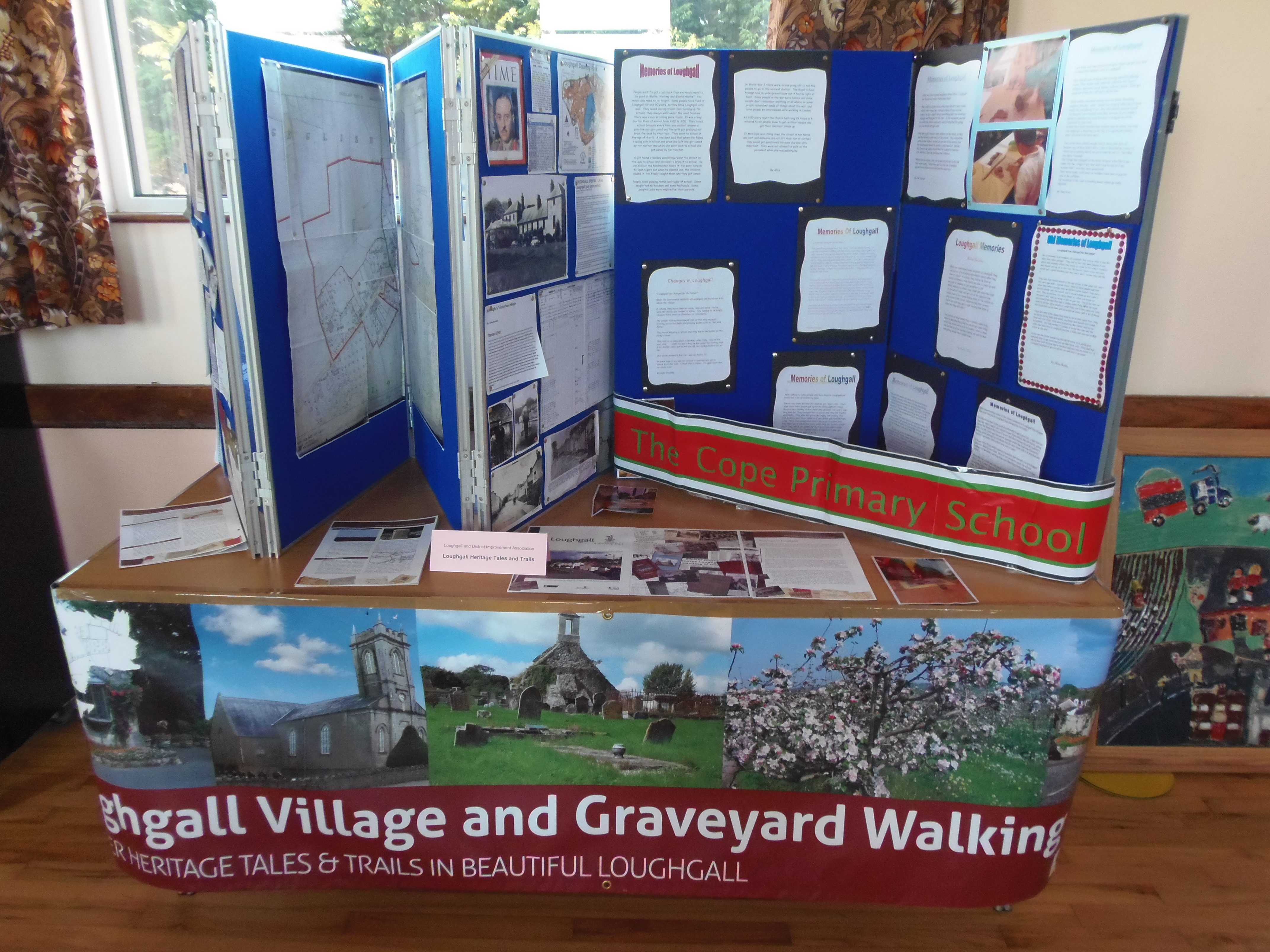 Loughgall Heritage Tails and Trails