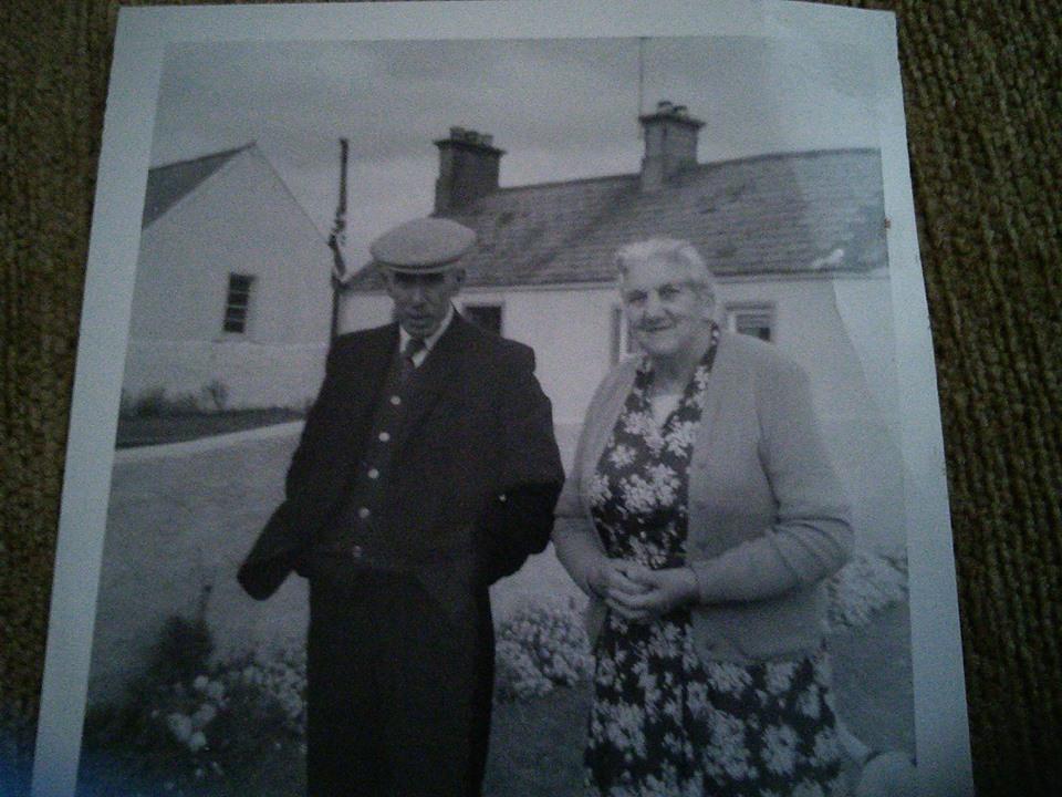 Granny and Granda Orr, 1 Main Road..jpg
