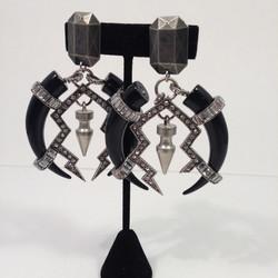 Mae West earrings