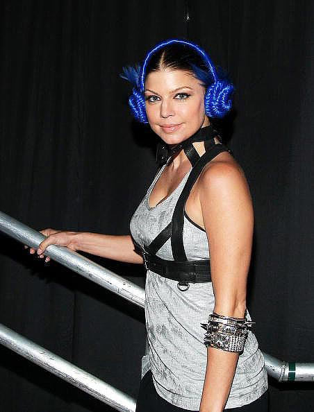 Fergie on Tour with B.E.P.