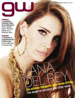 GW Magazine. Lana del Rey.