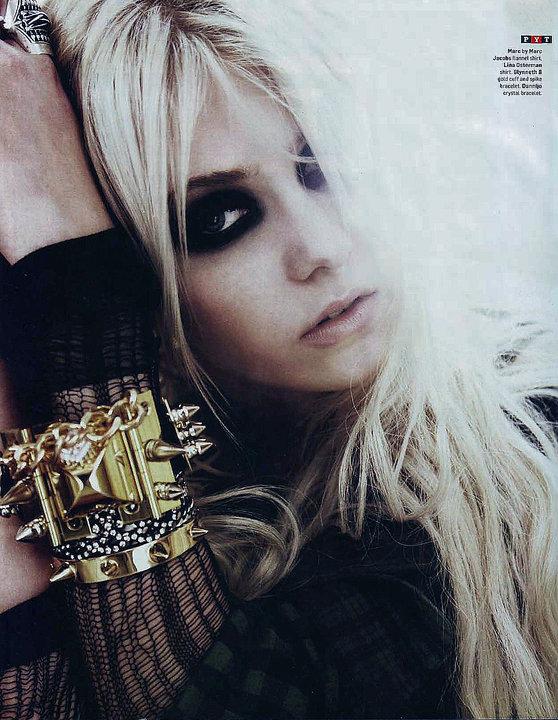 Taylor Munsom. Spin Magazine.