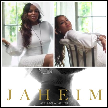 Jaheim video with Lisa Raye.