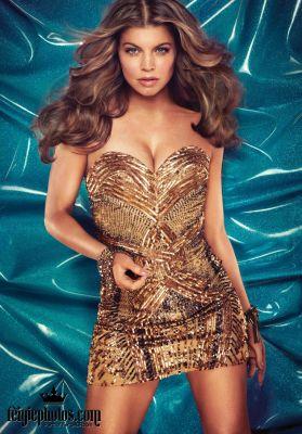Fergie for  Avon  Advance Hair Color