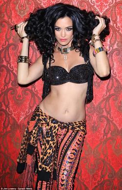 Jessica Sutta former Pussycat Doll.