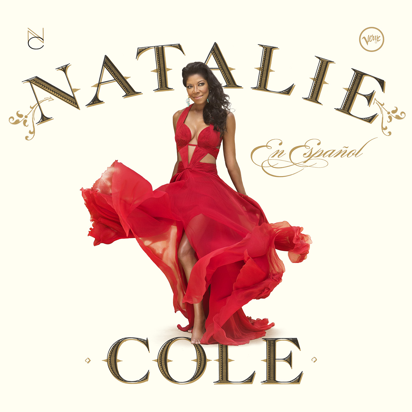 Natalie Cole Espanol CD cover.
