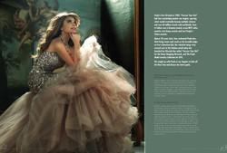 Runway magazine.