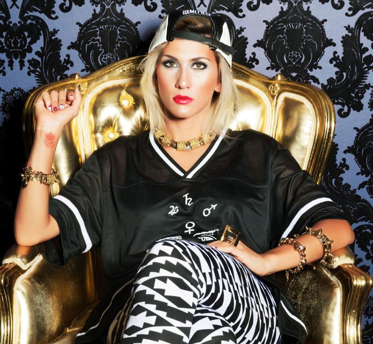 Sofi Toufa DJ.