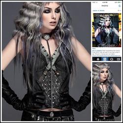 Hairrion Hair Salon campaign