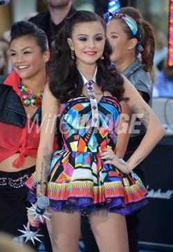 Cher Lloyd. NBC Today Show