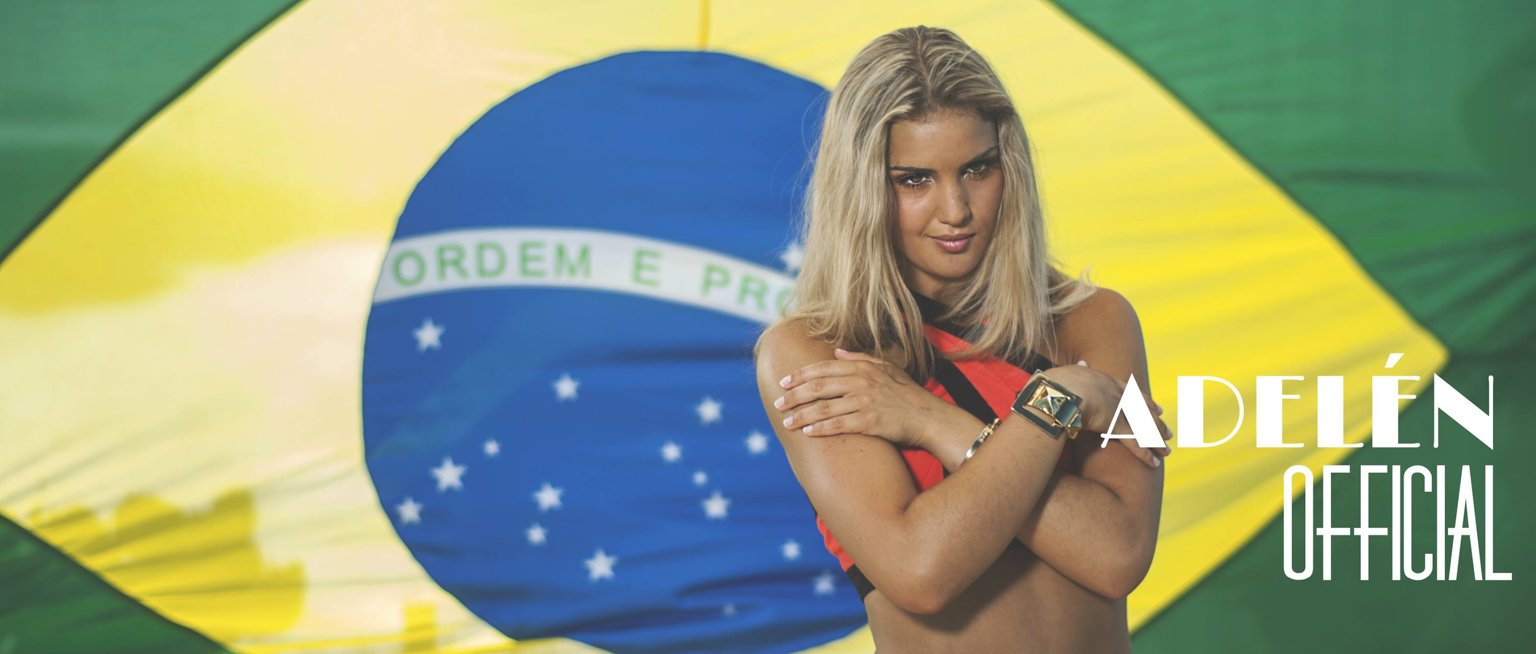 Adelen. Official FIFA World Cup song