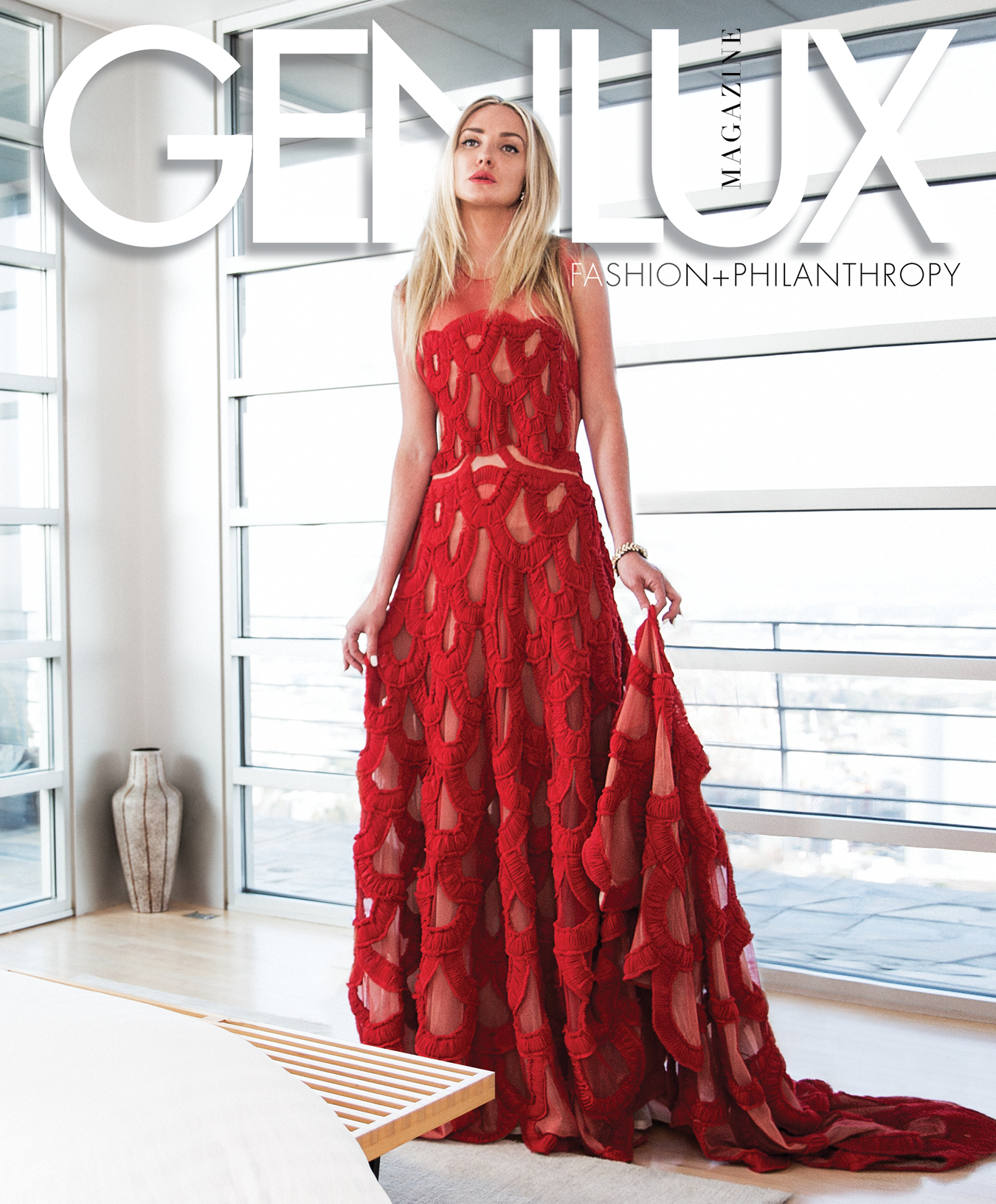 Genlux. July 2014. Niki Lund
