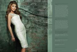 Runway magazine. Paula Abdul.