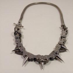 Biker Chick necklace