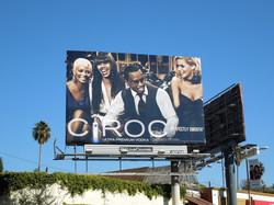 Ciroc Vodka 2013 billboard.