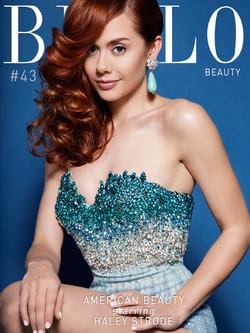 Bello magazine. Haley Strode.