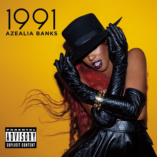 Azealia Banks 1991 EP Cover.