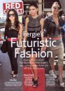 Fergie . US magazine.
